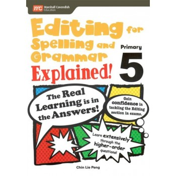 Marshall Cavendish | Editing For Spelling And Grammar Explained! P5