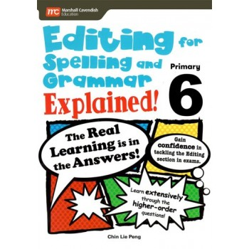 Marshall Cavendish   Editing For Spelling And Grammar Explained! P6