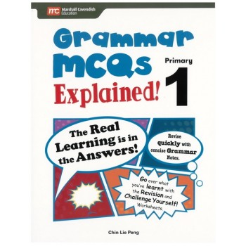 Marshall Cavendish | Grammar MCQs Explained! Primary 1