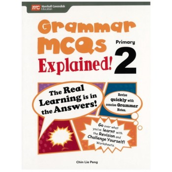 Marshall Cavendish | Grammar MCQs Explained! Primary 2