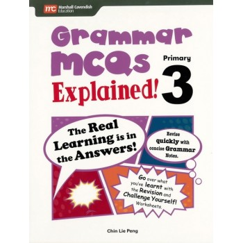 Marshall Cavendish | Grammar MCQs Explained! Primary 3