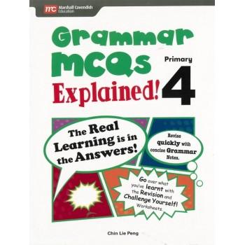 Marshall Cavendish | Grammar MCQs Explained! Primary 4