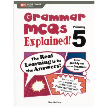 Marshall Cavendish | Grammar MCQs Explained! Primary 5