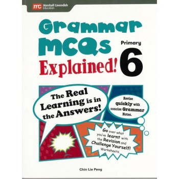 Marshall Cavendish | Grammar MCQs Explained! Primary 6