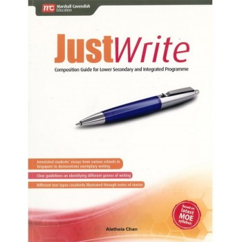 Marshall Cavendish | Just Write Composition Guide for Lower Secondary