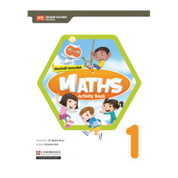 Marshall Cavendish Maths Activity Book Stage 1