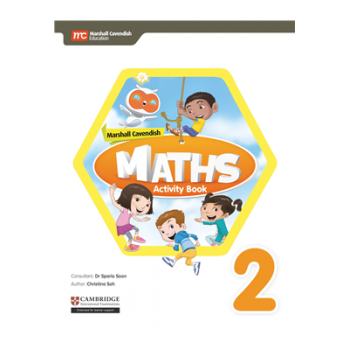 Marshall Cavendish Maths Activity Book Stage 2