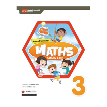 Marshall Cavendish Maths Activity Book Stage 3