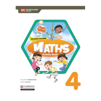 Marshall Cavendish Maths Activity Book Stage 4