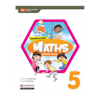 Marshall Cavendish Maths Activity Book Stage 5