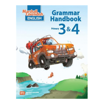Marshall Cavendish | English Grammar Handbook Primary 3 & 4