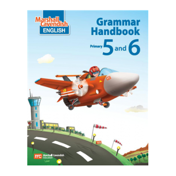 Marshall Cavendish | English Grammar Handbook Primary 5 & 6