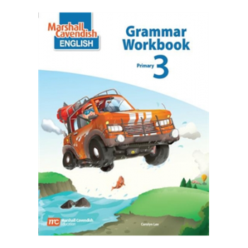 Marshall Cavendish | English Grammar Workbook Primary 3