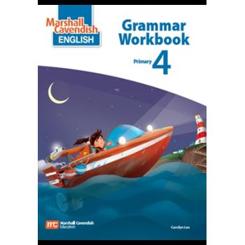 Marshall Cavendish | English Grammar Workbook Primary 4