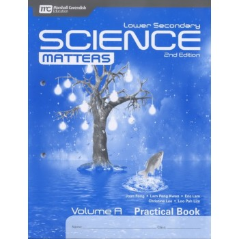 Marshall Cavendish | Lower Secondary Science Matters (2nd Edition) Practical Book Volume A