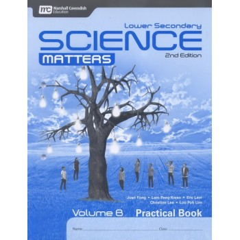 Marshall Cavendish | Lower Secondary Science Matters (2nd Edition) Practical Book Volume B