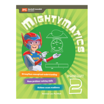 Marshall Cavendish | Mightymatics Primary 2