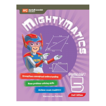 Marshall Cavendish | Mightymatics Primary 5 (2nd Edition)