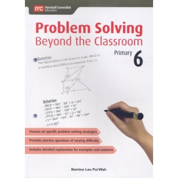 Marshall Cavendish | Problem Solving Beyond The Classroom Primary 6