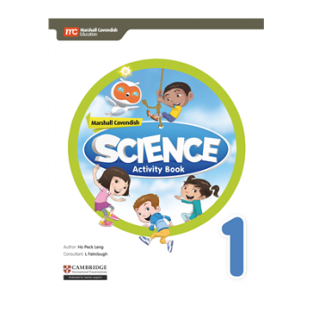 Marshall Cavendish Science Activity Book Stage 1