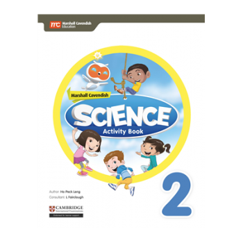 Marshall Cavendish Science Activity Book Stage 2
