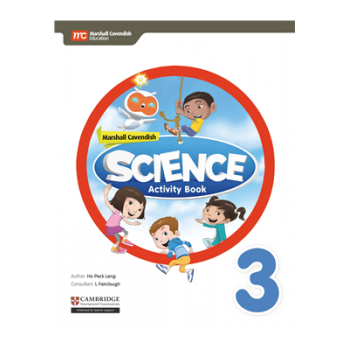 Marshall Cavendish Science Activity Book Stage 3