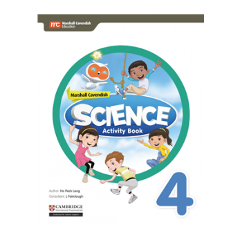 Marshall Cavendish Science Activity Book Stage 4