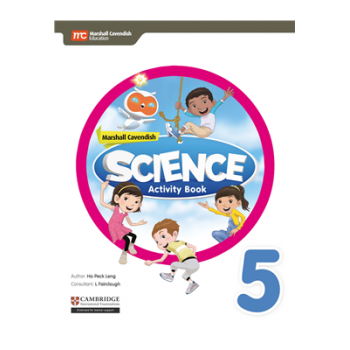 Marshall Cavendish Science Activity Book Stage 5
