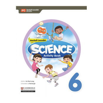 Marshall Cavendish Science Activity Book Stage 6