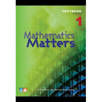 Marshall Cavendish | Mathematics Matters Express Secondary 1 Textbook