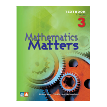 Marshall Cavendish | Mathematics Matters Express Secondary 3 Textbook