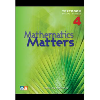 Marshall Cavendish   Mathematics Matters Express Secondary 4 Textbook