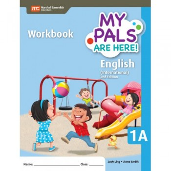 Marshall Cavendish | My Pals Are Here! English (International) 2nd Edition Workbook 1A