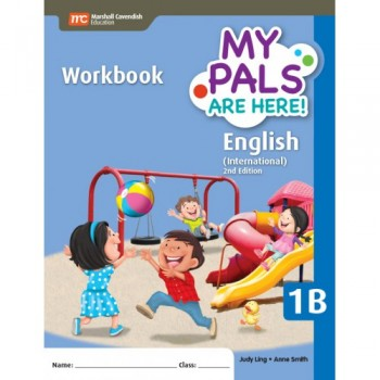 Marshall Cavendish | My Pals Are Here! English (International) 2nd Edition Workbook 1B
