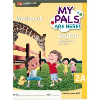 Marshall Cavendish | My Pals Are Here! English (International) 2nd Edition Workbook 2A