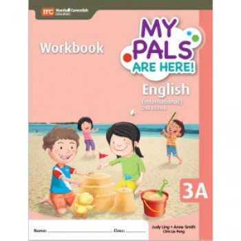 Marshall Cavendish | My Pals Are Here! English (International) 2nd Edition Workbook 3A