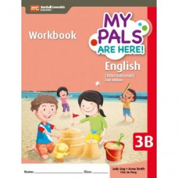 Marshall Cavendish | My Pals Are Here! English (International) 2nd Edition Workbook 3B