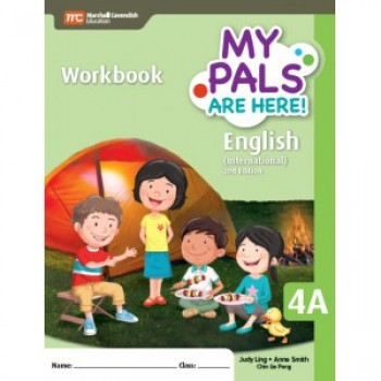 Marshall Cavendish | My Pals Are Here! English (International) 2nd Edition Workbook 4A