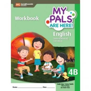 Marshall Cavendish | My Pals Are Here! English (International) 2nd Edition Workbook 4B