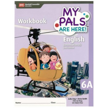 Marshall Cavendish | My Pals Are Here! English (International) 2nd Edition Workbook 6A
