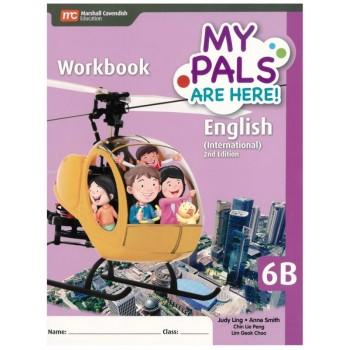 Marshall Cavendish | My Pals Are Here! English (International) 2nd Edition Workbook 6B