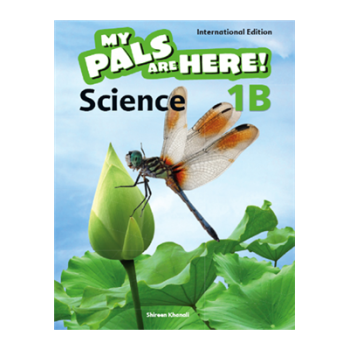 Marshall Cavendish | My Pals are Here! Science (International Edition) Textbook 1B