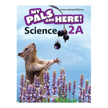 Marshall Cavendish | My Pals are Here! Science (International Edition) Textbook 2A
