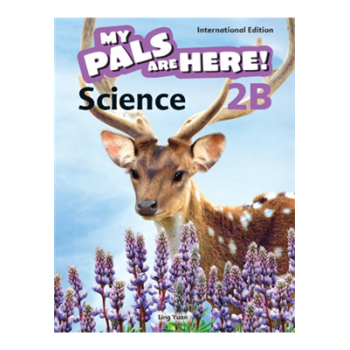 Marshall Cavendish | My Pals are Here! Science (International Edition) Textbook 2B