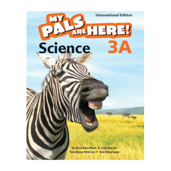 Marshall Cavendish | My Pals are Here! Science (International Edition) Textbook 3A
