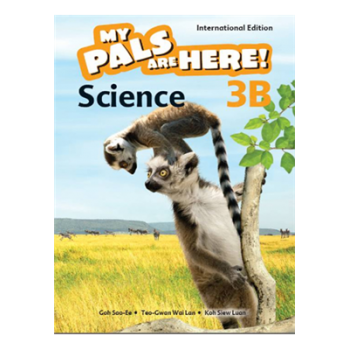 Marshall Cavendish | My Pals are Here! Science (International Edition) Textbook 3B