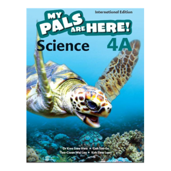 Marshall Cavendish | My Pals are Here! Science (International Edition) Textbook 4A