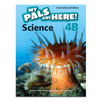 Marshall Cavendish | My Pals are Here! Science (International Edition) Textbook 4B