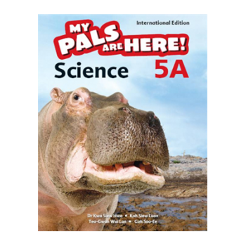 Marshall Cavendish | My Pals are Here! Science (International Edition) Textbook 5A