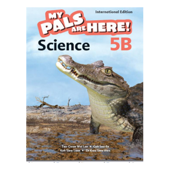 Marshall Cavendish | My Pals are Here! Science (International Edition) Textbook 5B